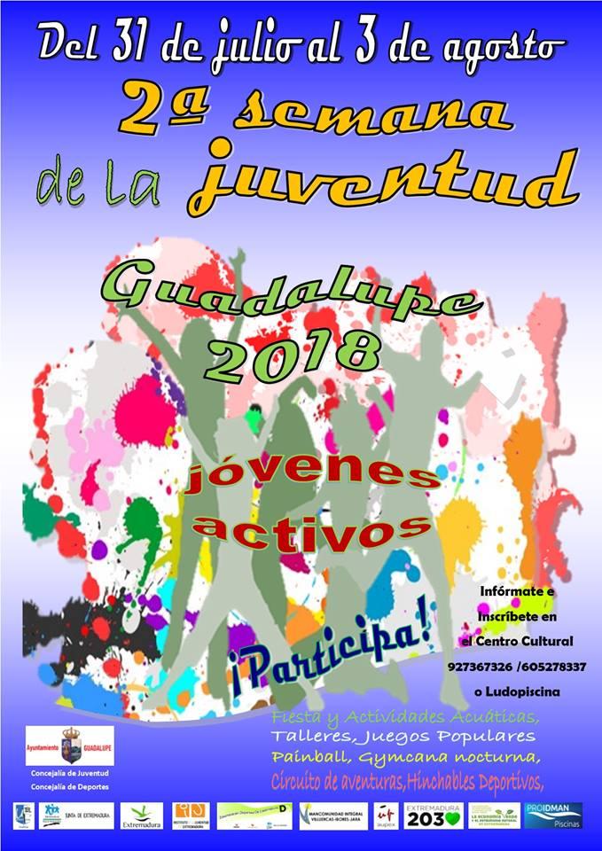 II Semana de la juventud - Guadalupe 1
