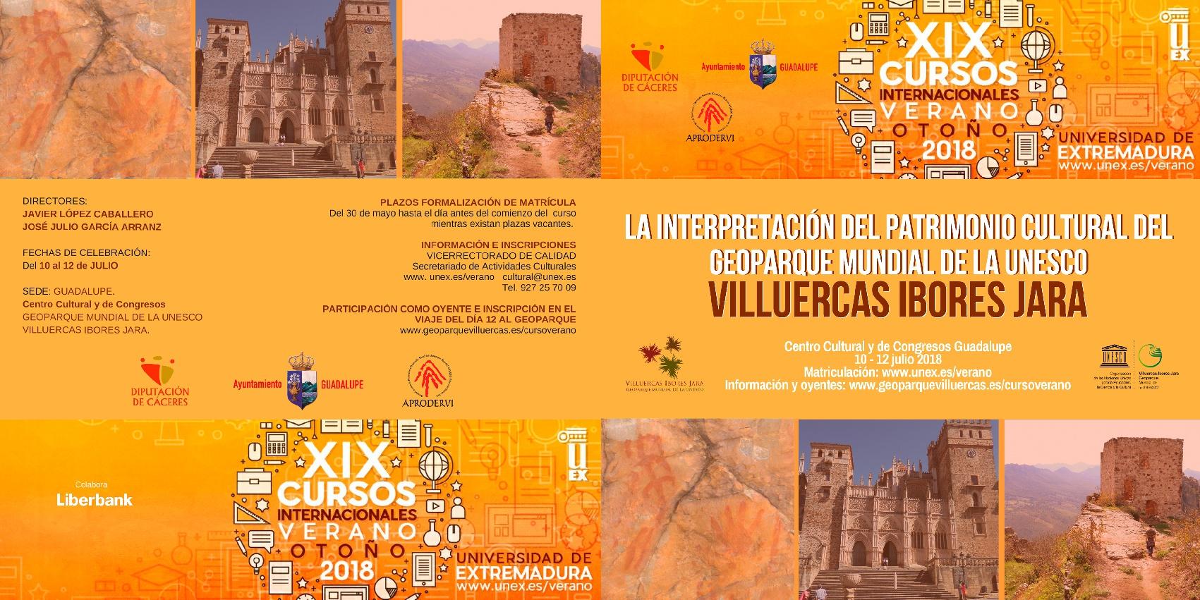III Curso internacional de verano - Guadalupe