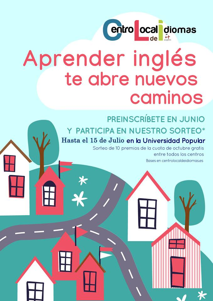 Inglés 2018-2019 - Alía