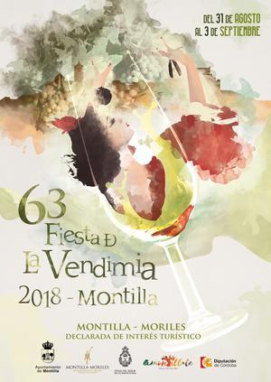 63 Fiesta de la vendimia - Montilla y Moriles (Córdoba)