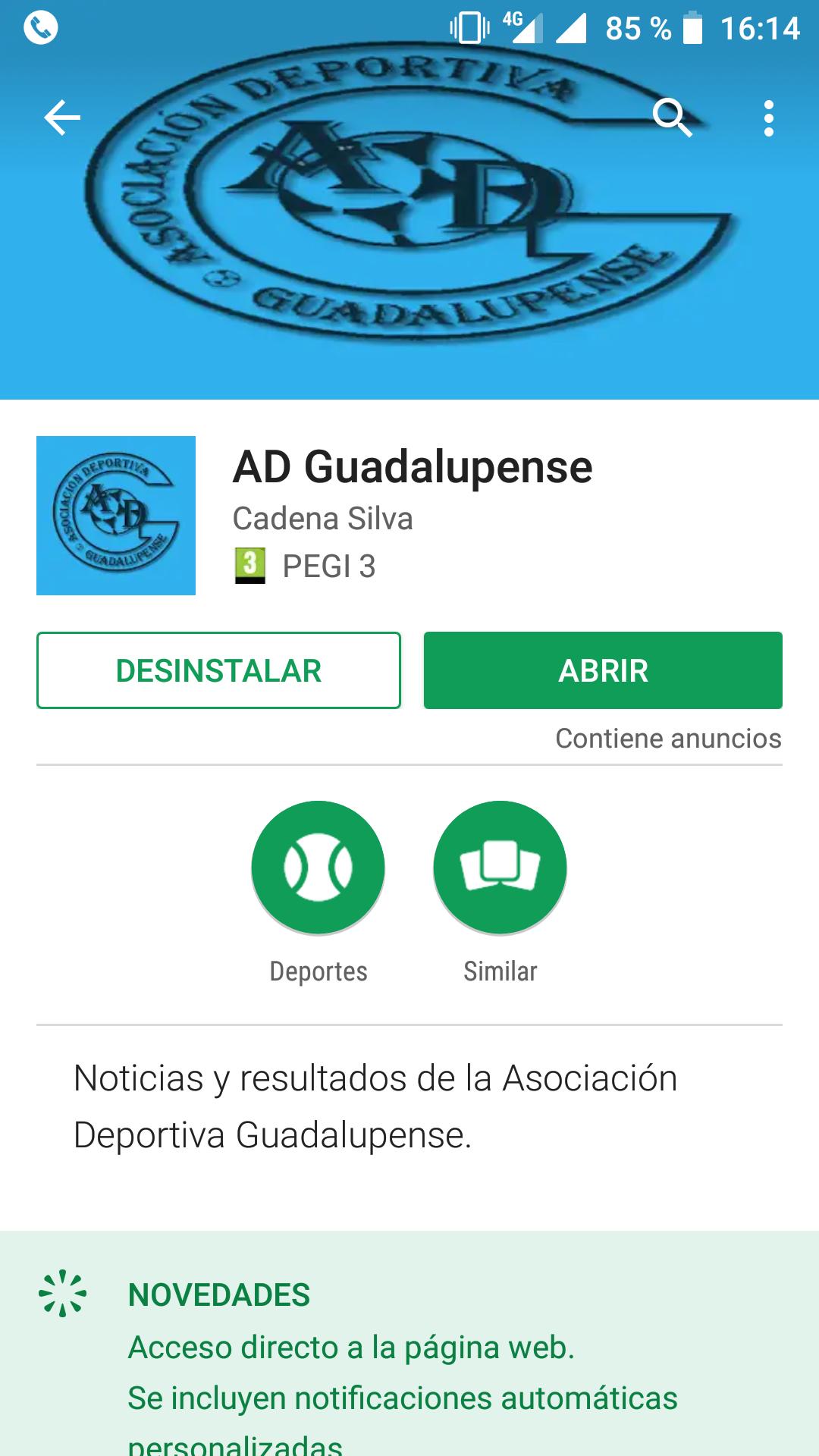 App AD Guadalupense
