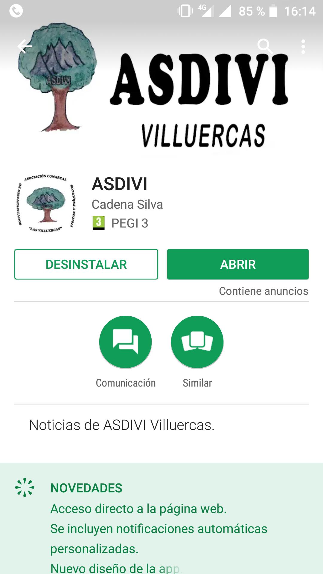 App ASDIVI