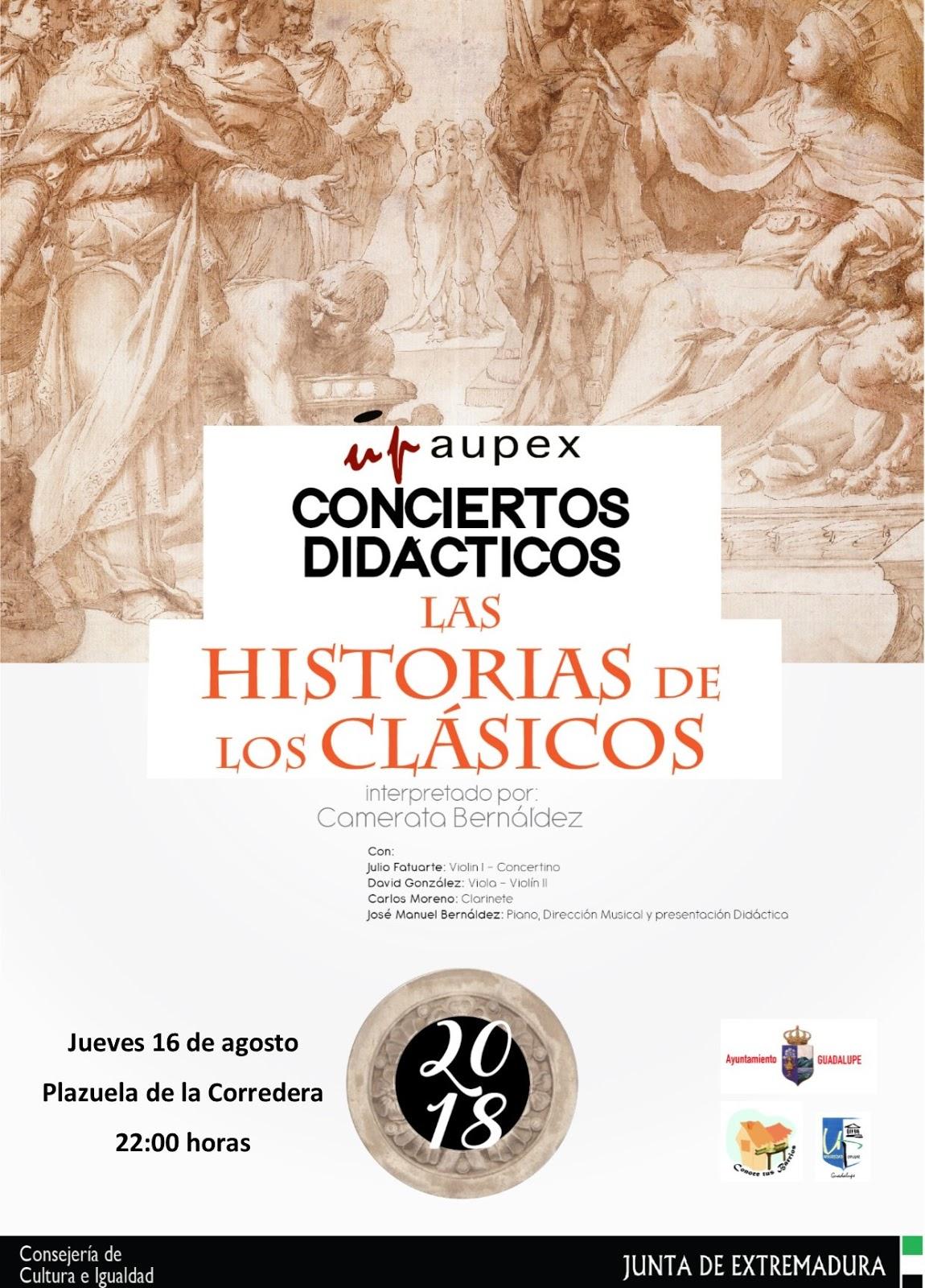 Concierto didáctico 2018 - Guadalupe