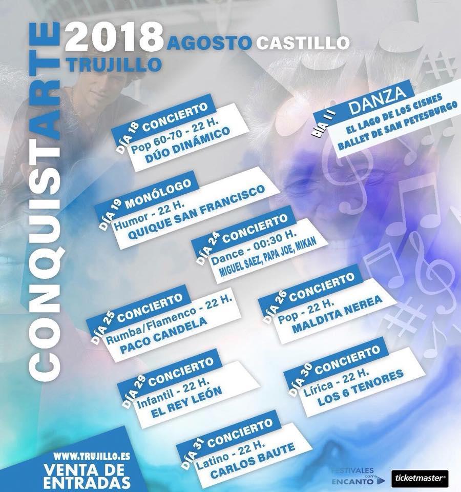 Conquistarte 2018 - Trujillo