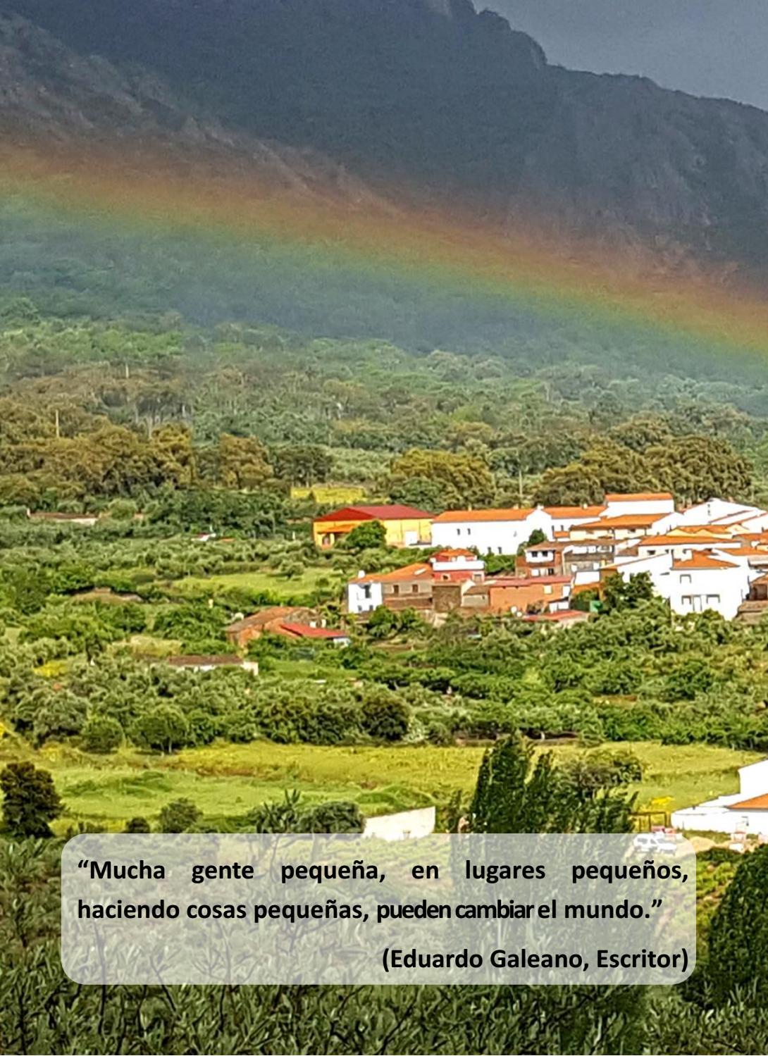 Programa de fiestas en honor a San Fulgencio y Santa Florentina 2018 - Berzocana 20