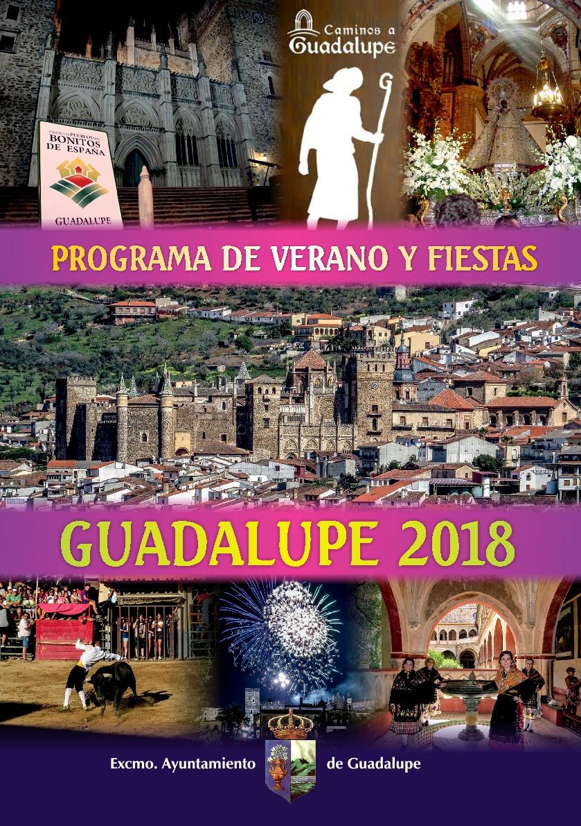 Programa de verano y fiestas 2018 - Guadalupe 1
