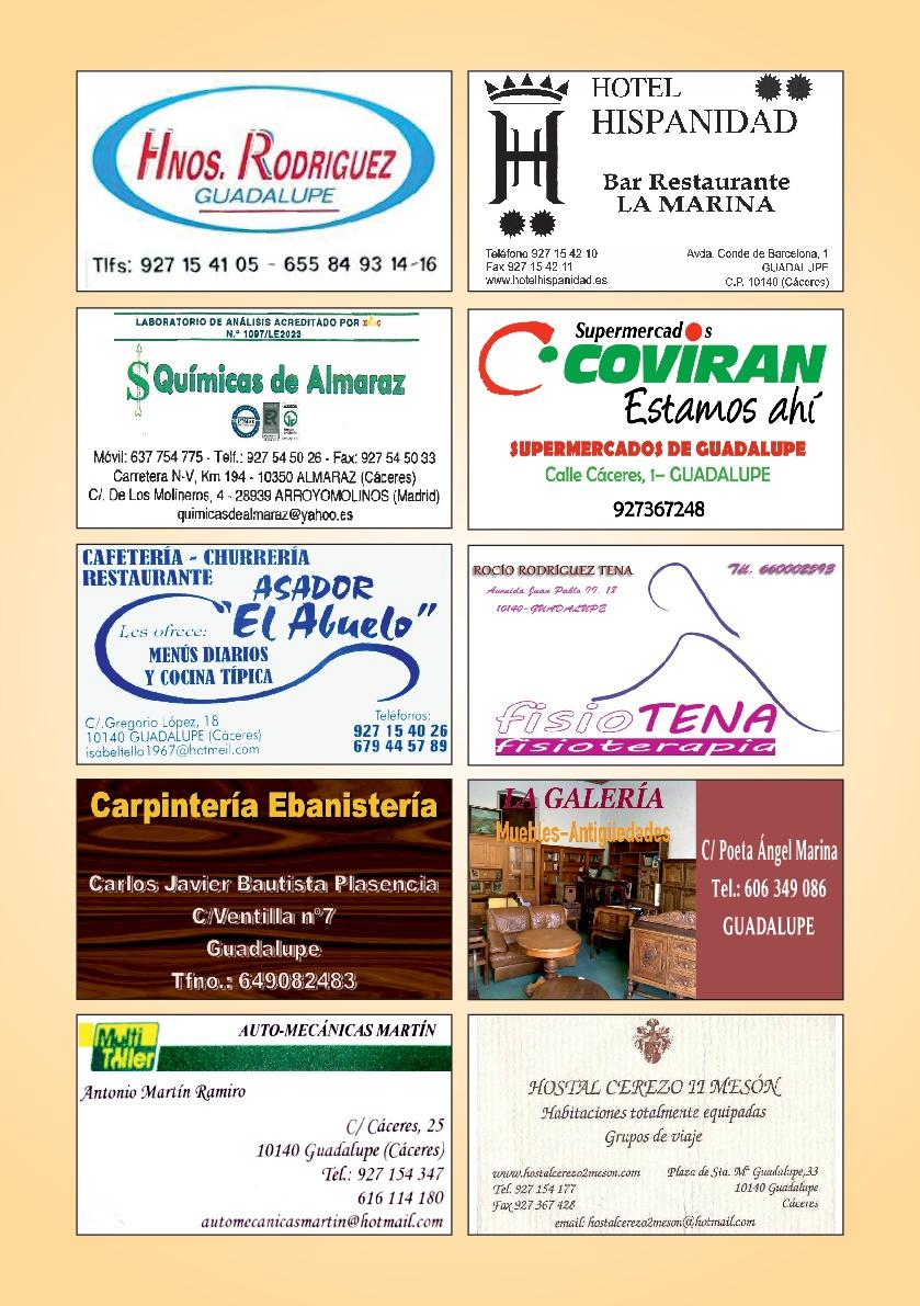 Programa de verano y fiestas 2018 - Guadalupe 15