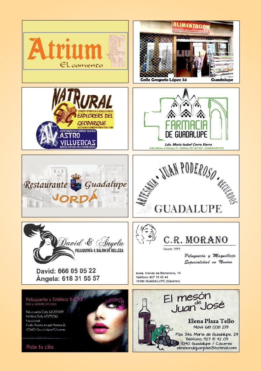 Programa de verano y fiestas 2018 - Guadalupe 17