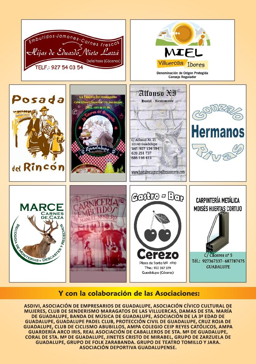 Programa de verano y fiestas 2018 - Guadalupe 19