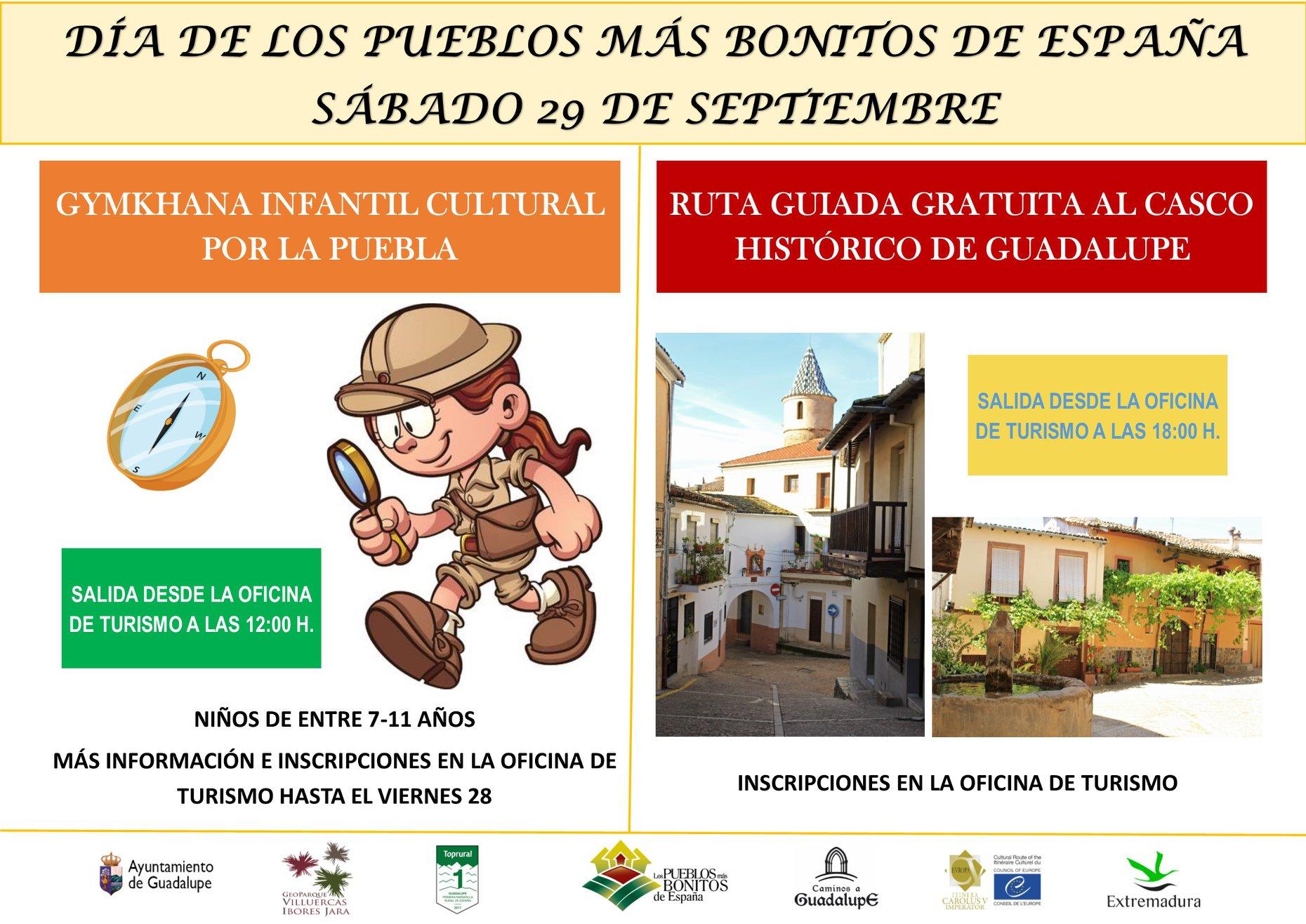 Día de los pueblos más bonitos de España 2018 - Guadalupe (Cáceres)