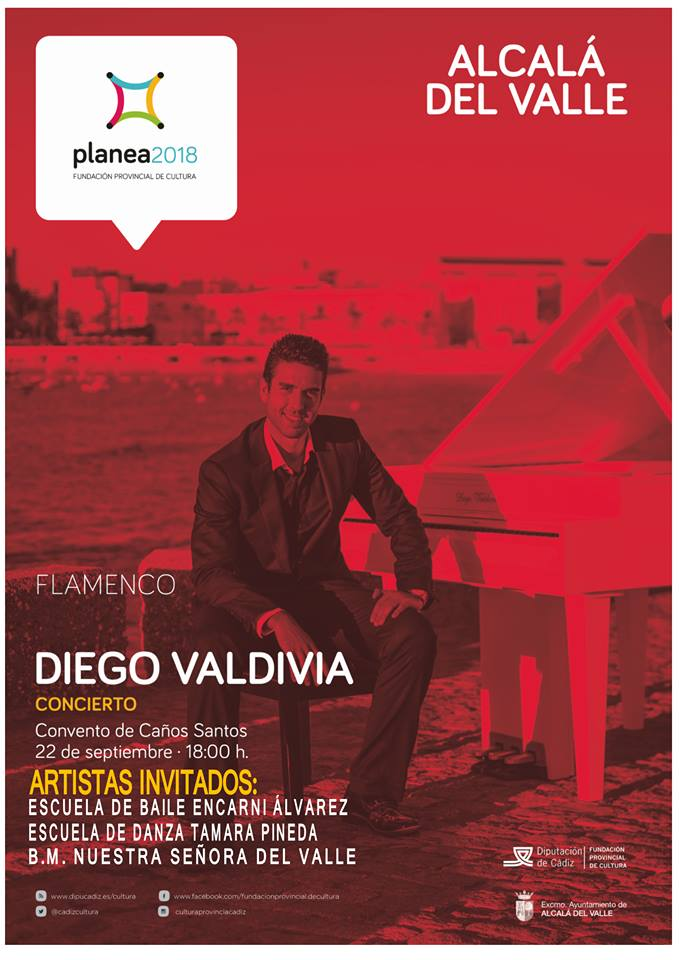 Diego Valdivia 2018 - Alcalá del Valle (Cádiz)