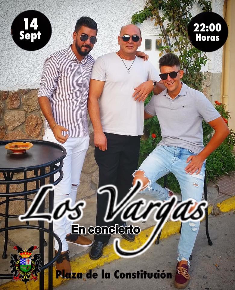 Los Vargas 2018 - Jarandilla de la Vera (Cáceres)