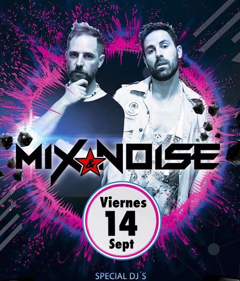 Mix & Noise 2018 - Jarandilla de la Vera (Cáceres)