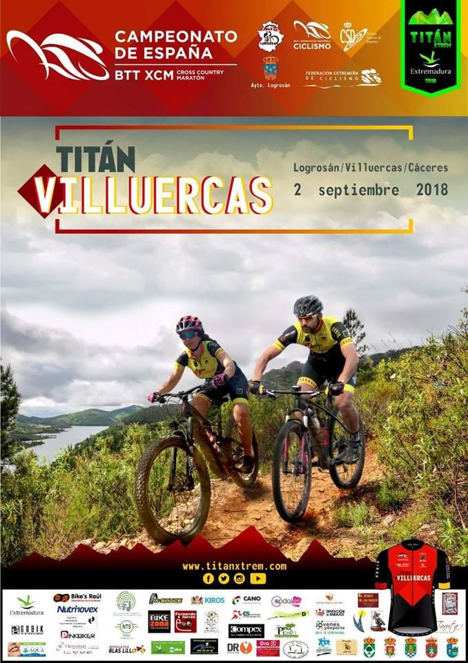 Titán Villuercas 2018