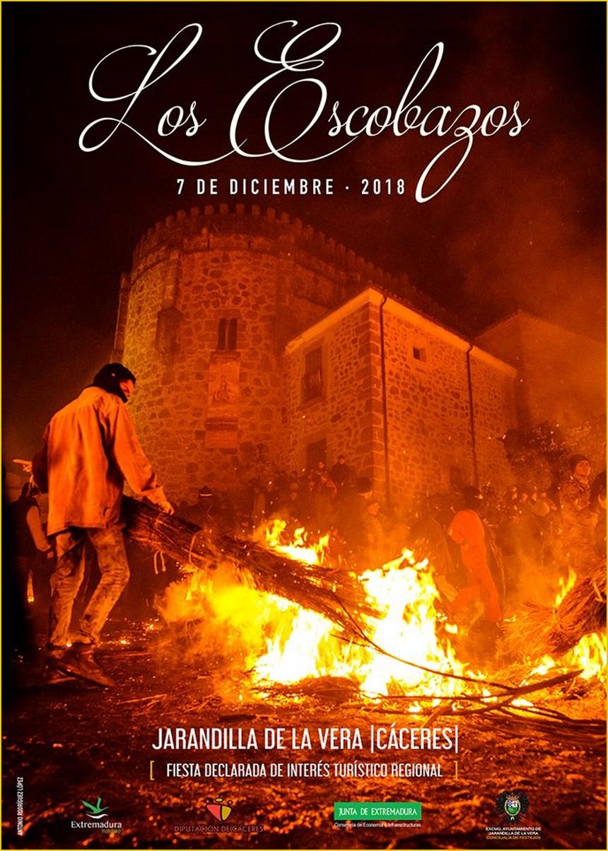 Los Escobazos 2018 - Jarandilla de la Vera (Cáceres)