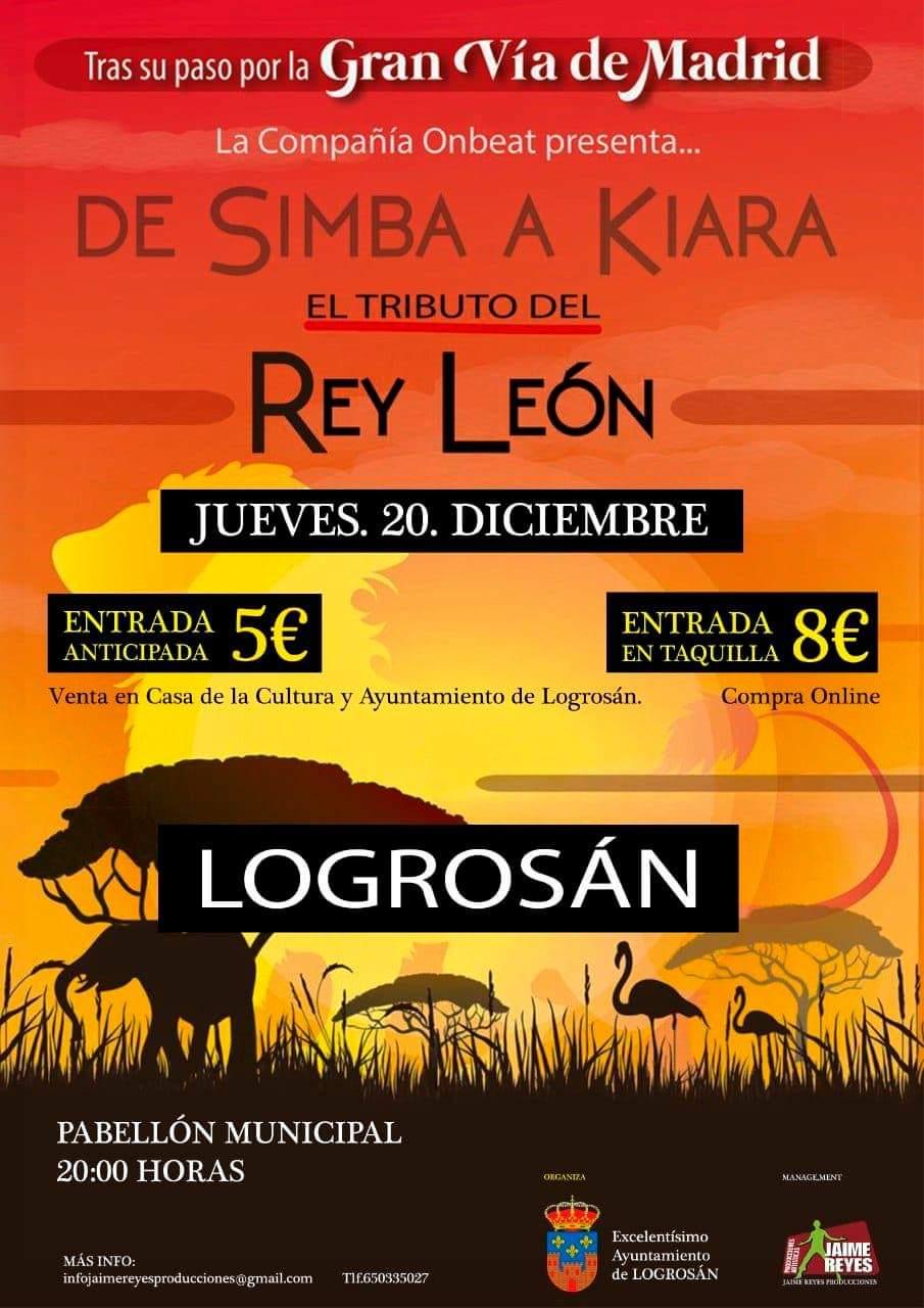 De Simba a Kiara 2018 - Logrosán (Cáceres)