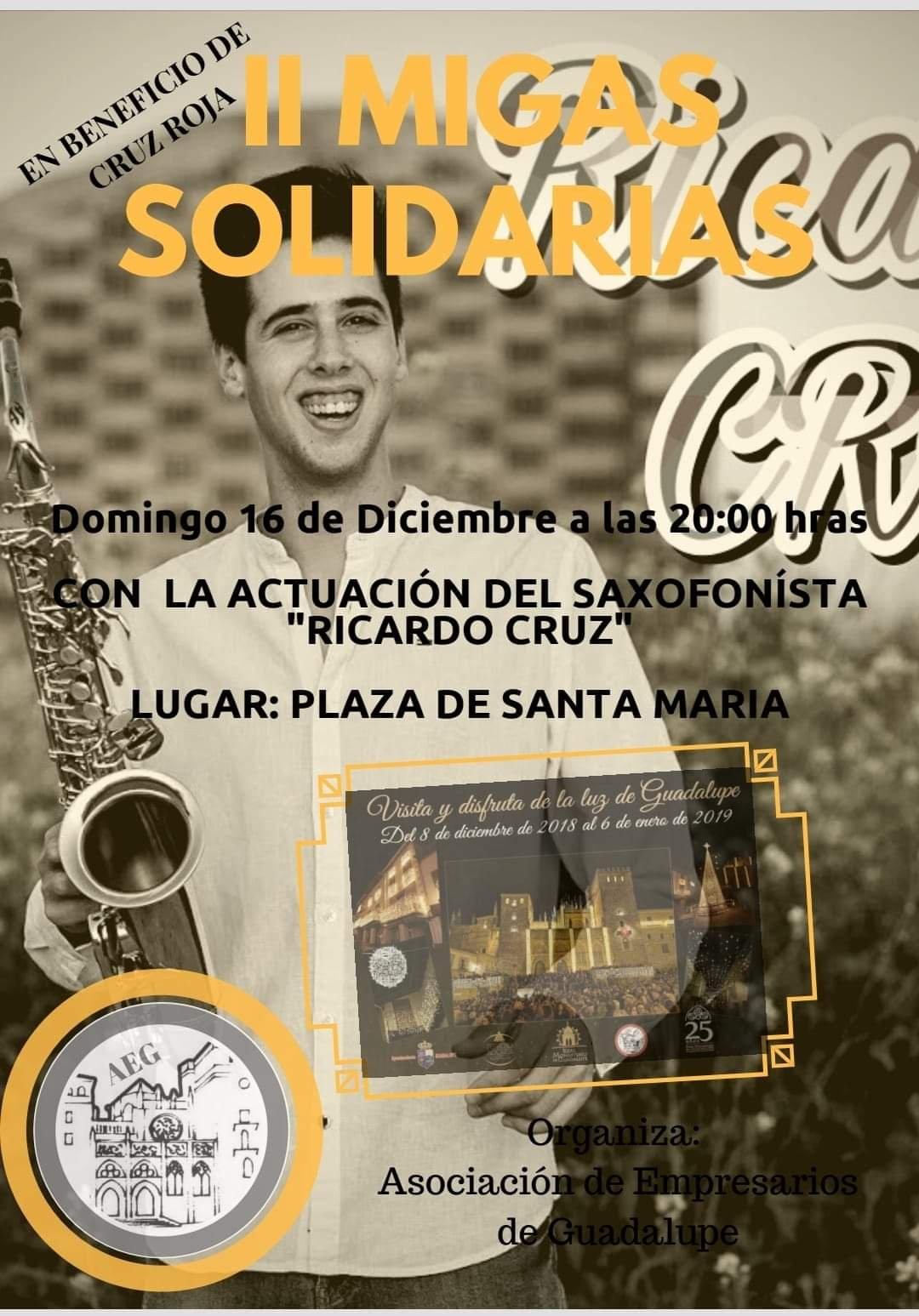 II Migas solidarias - Guadalupe (Cáceres)