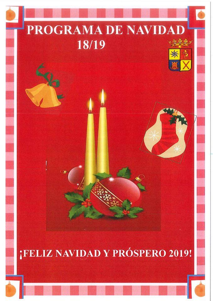 Programa de Navidad 2018-2019 - Mendavia (Navarra) 1