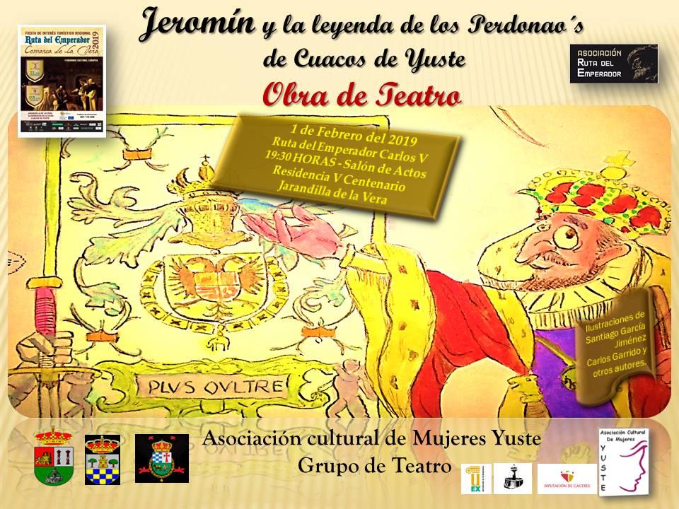 Jeromín y la leyenda de los Perdonao's 2019 - Jarandilla de la Vera (Cáceres)