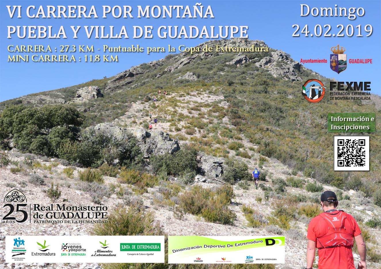 VI Carrera por Montaña Puebla y Villa de Guadalupe