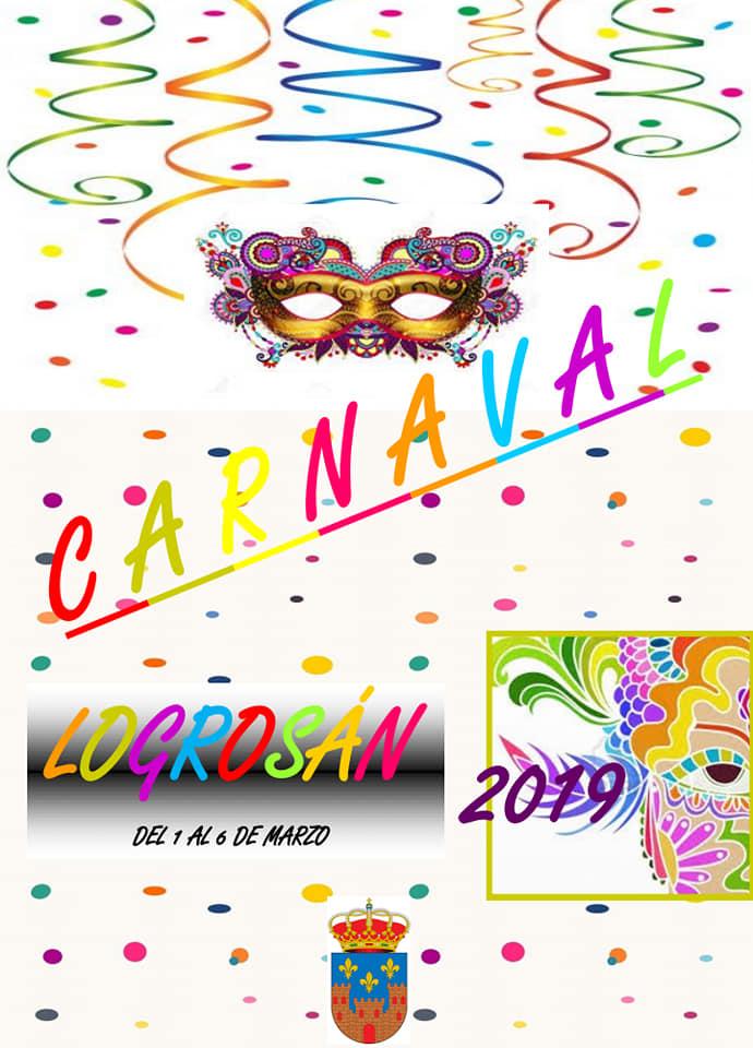 Carnaval 2019 - Logrosán (Cáceres) 1