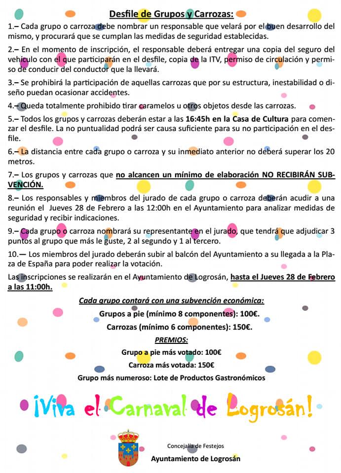 Carnaval 2019 - Logrosán (Cáceres) 4