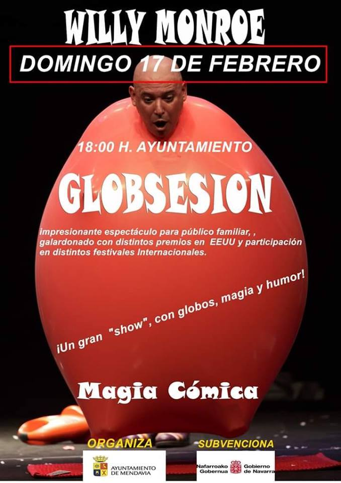Globsesion 2019 - Mendavia (Navarra)