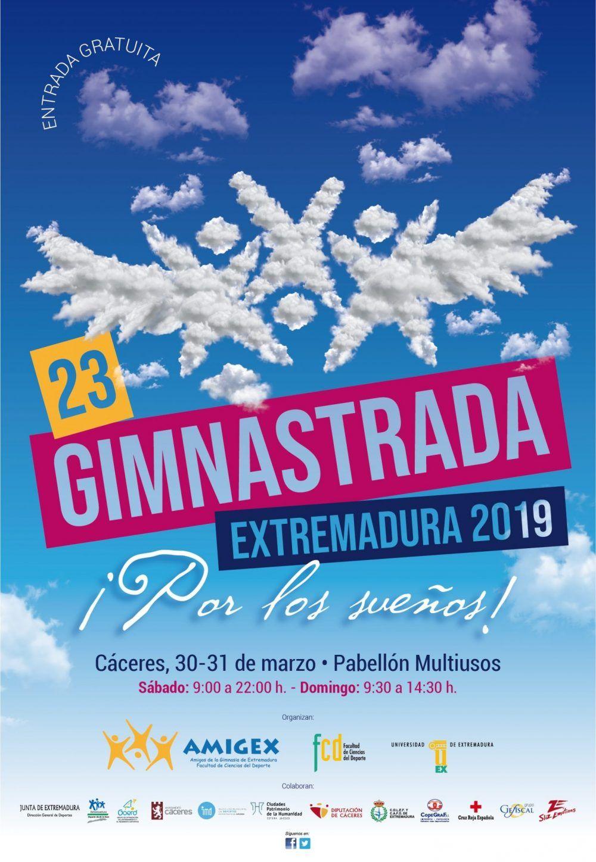 XXIII Gimnastrada Extremadura - Cáceres