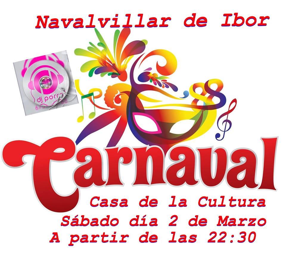 Carnaval 2019 - Navalvillar de Ibor (Caceres)