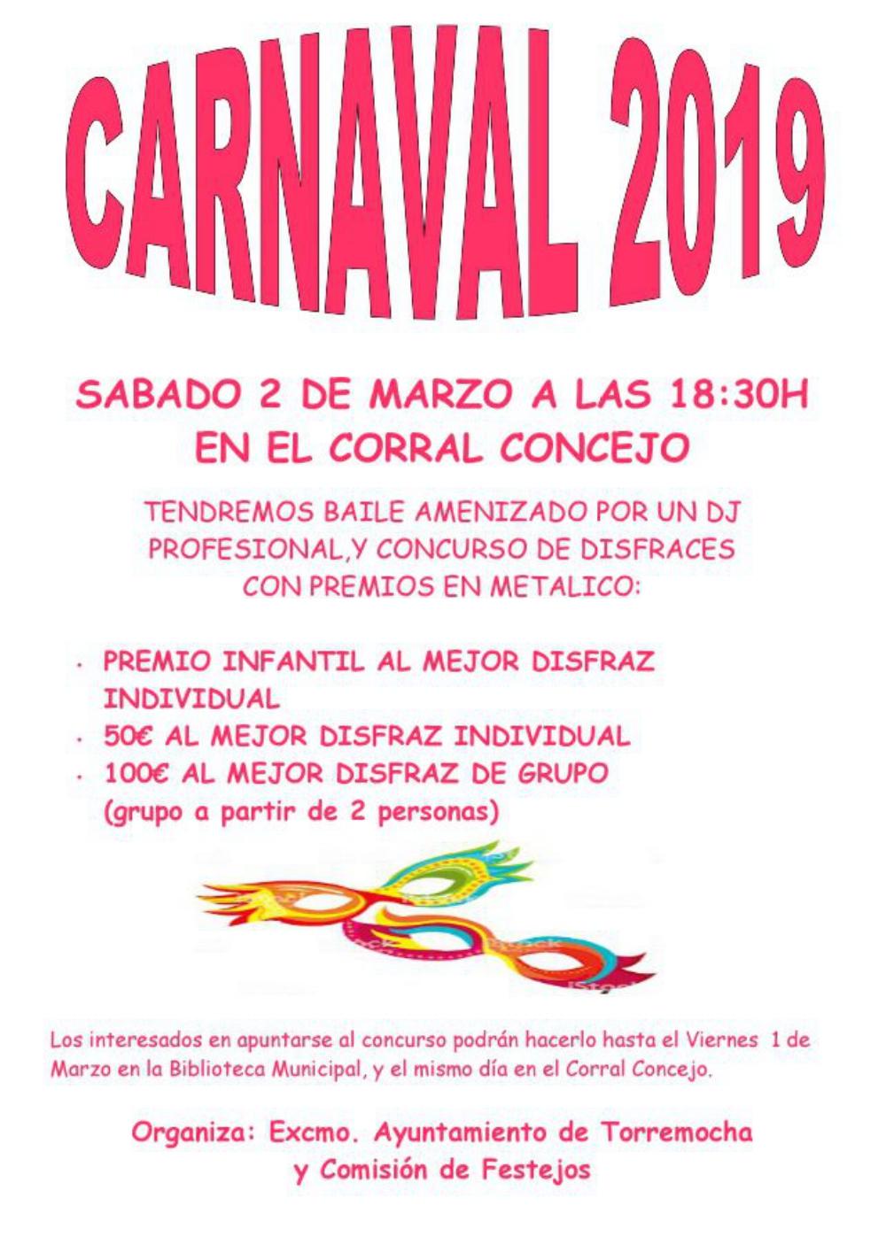 Carnaval 2019 - Torremocha (Cáceres)