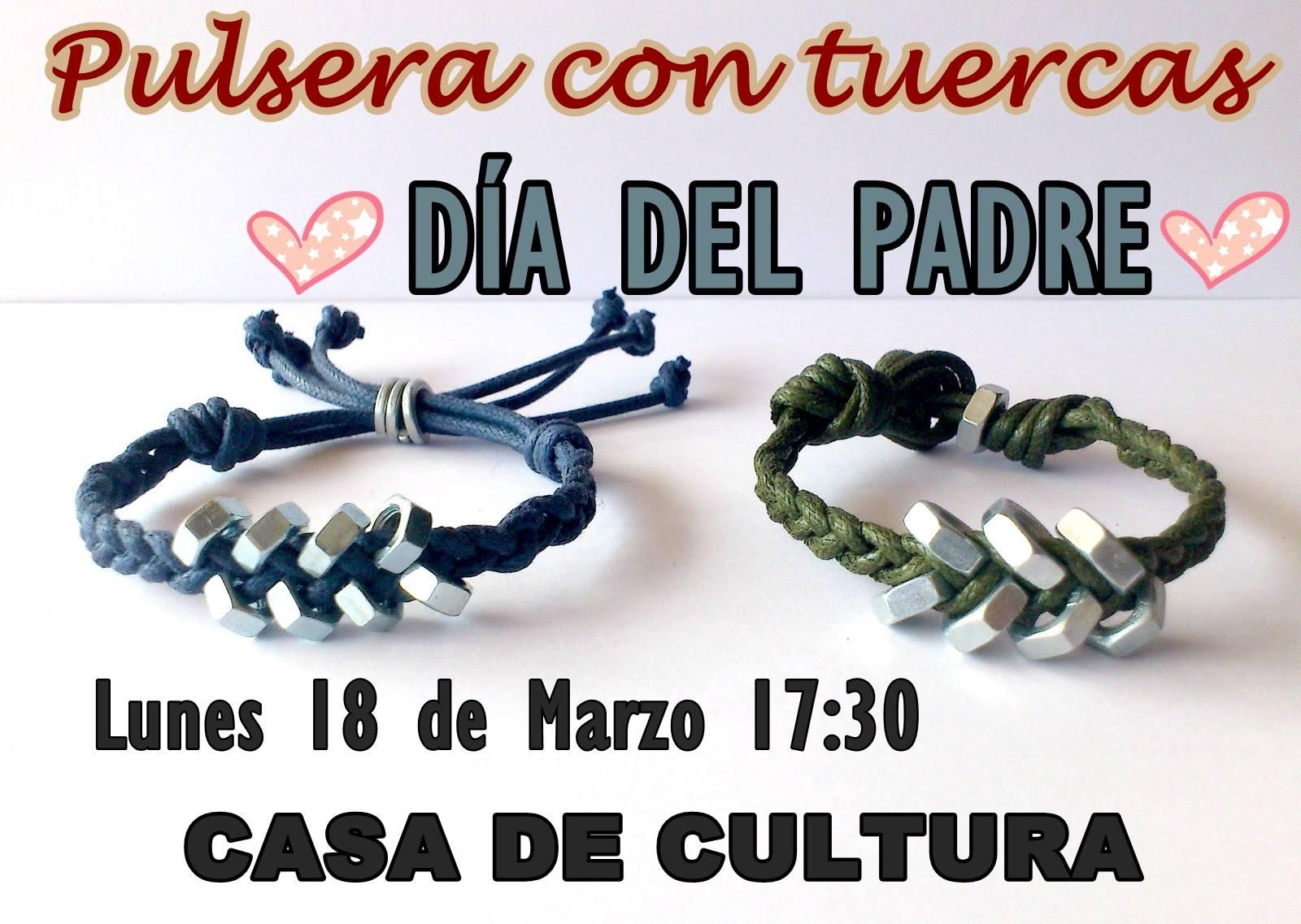 Taller del Día del Padre 2019 - Logrosán (Cáceres)