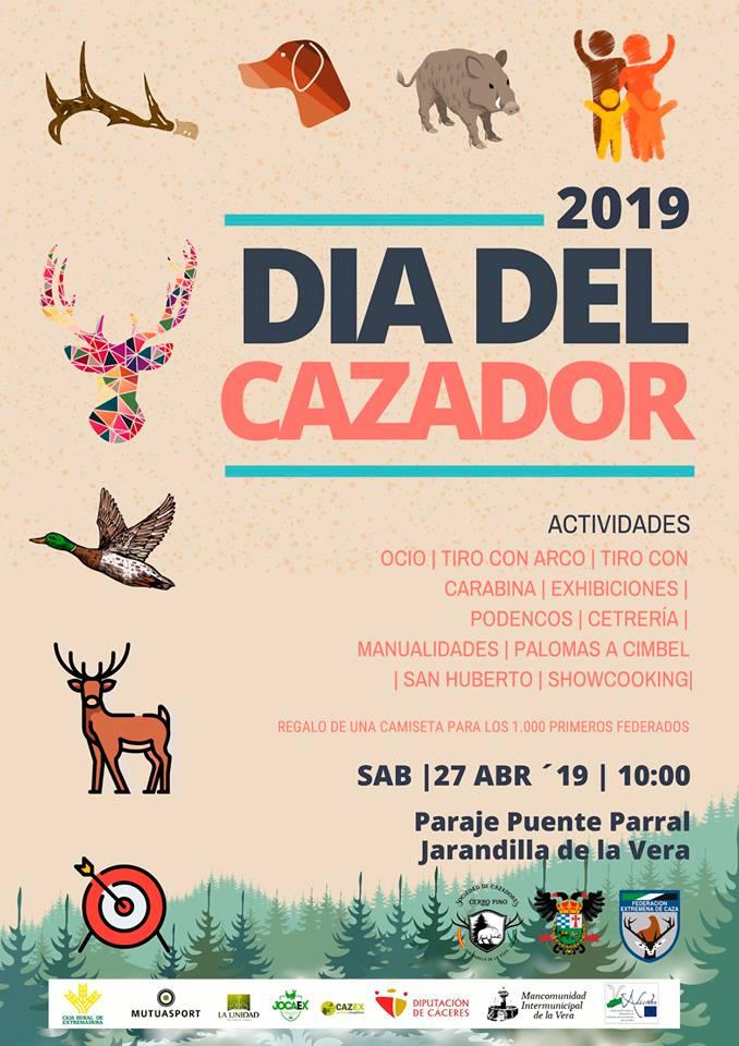 Día del cazador 2019 - Jarandilla de la Vera (Cáceres)