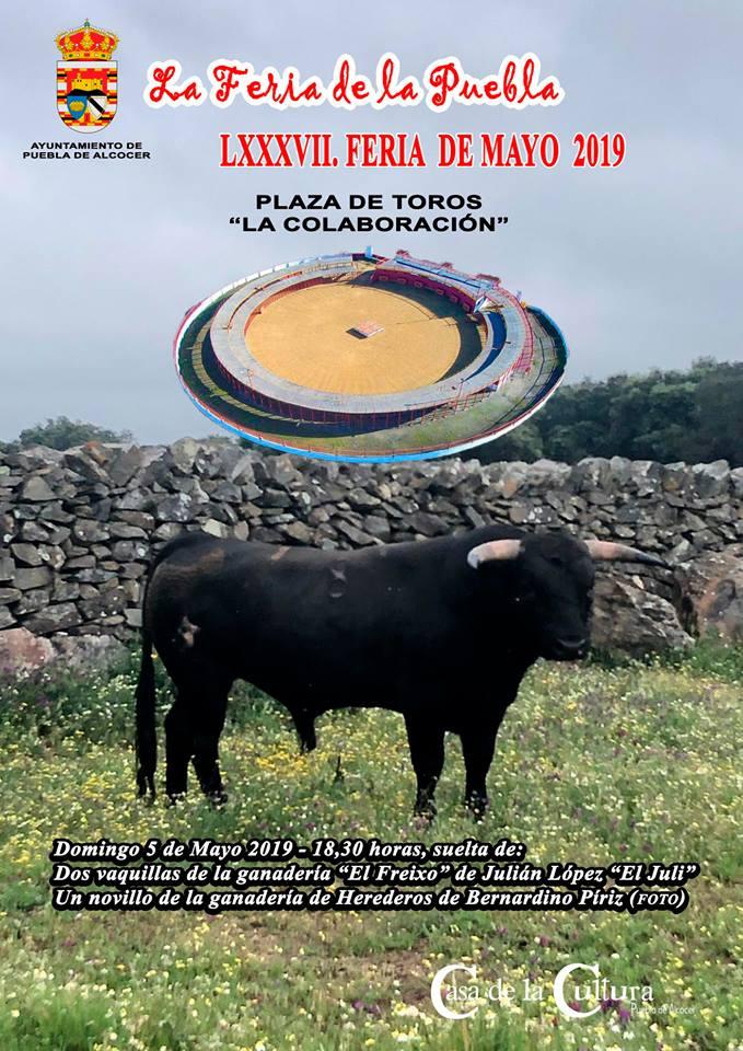 Feria agroganadera 2019 - Puebla de Alcocer (Badajoz)