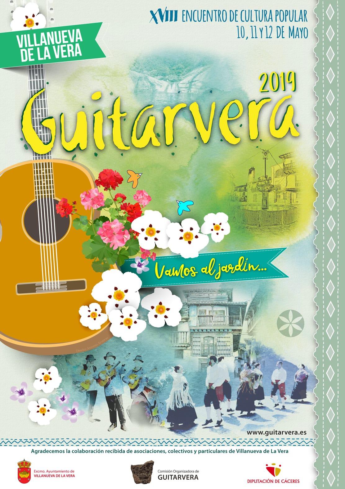 Guitarvera 2019 - Villanueva de la Vera (Cáceres)