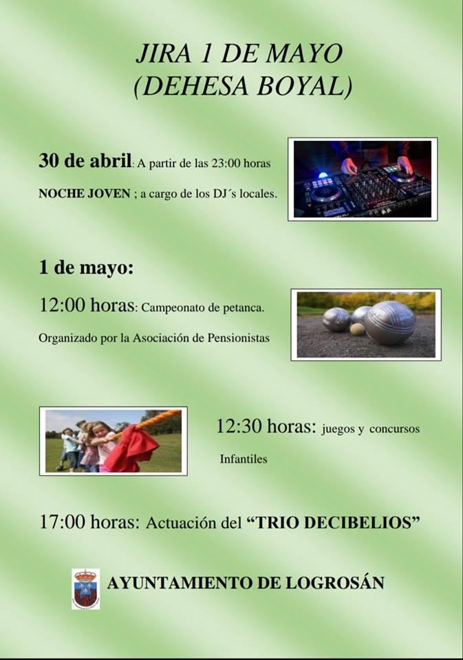 Romería La Jira 2019 - Logrosán (Cáceres)