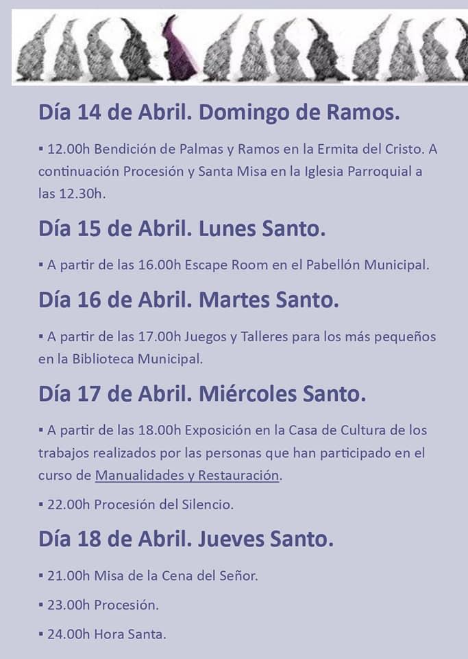 Semana Santa 2019 - Logrosán (Cáceres) 2