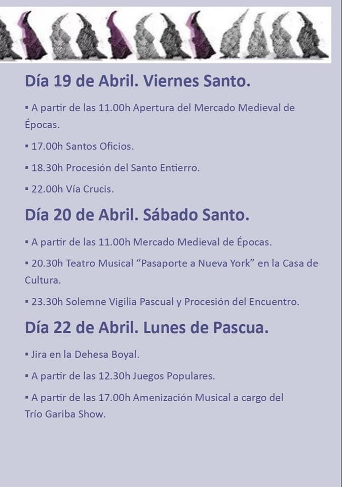 Semana Santa 2019 - Logrosán (Cáceres) 3