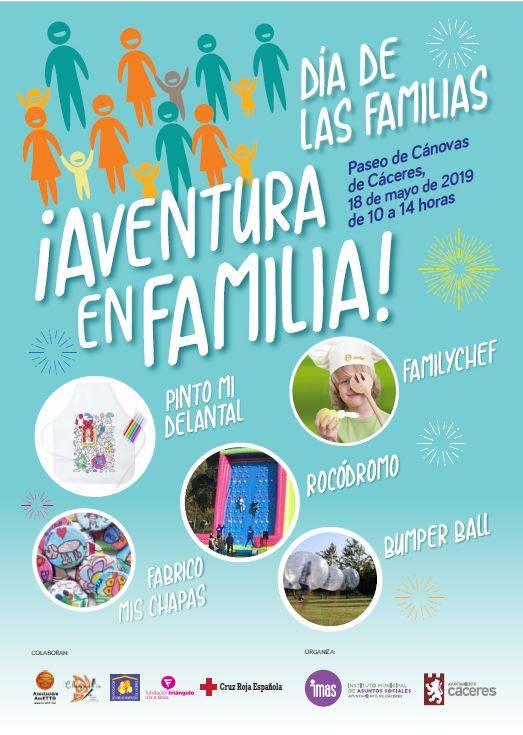 Día de las familias 2019 - Cáceres