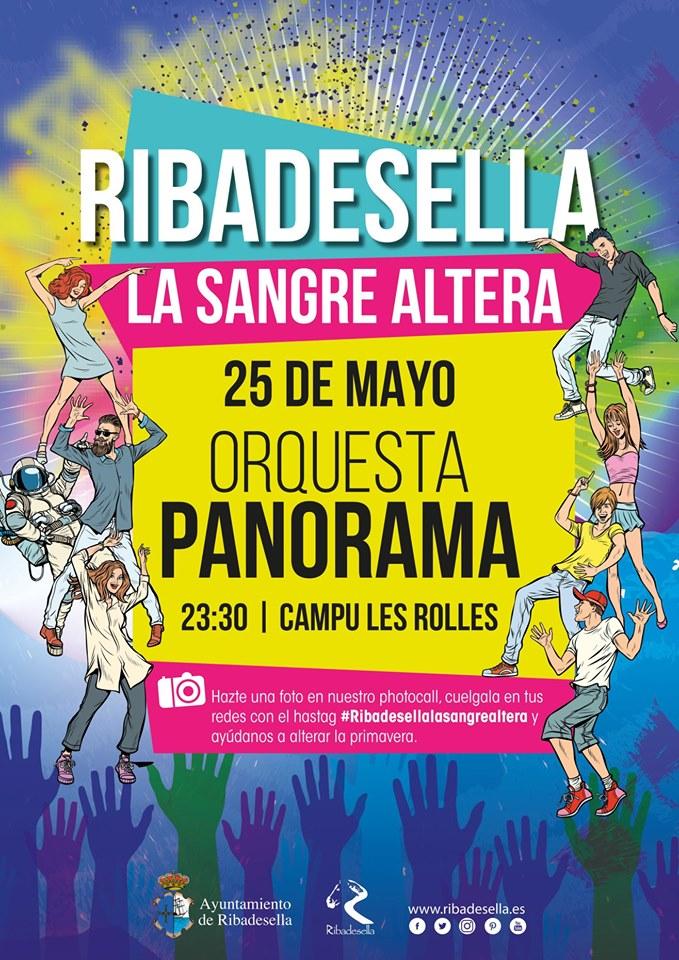 Fiesta de la primavera 2019 - Ribadesella (Asturias)