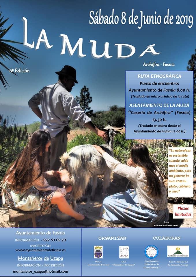 La mudá 2019 - Fasnia (Santa Cruz de Tenerife)