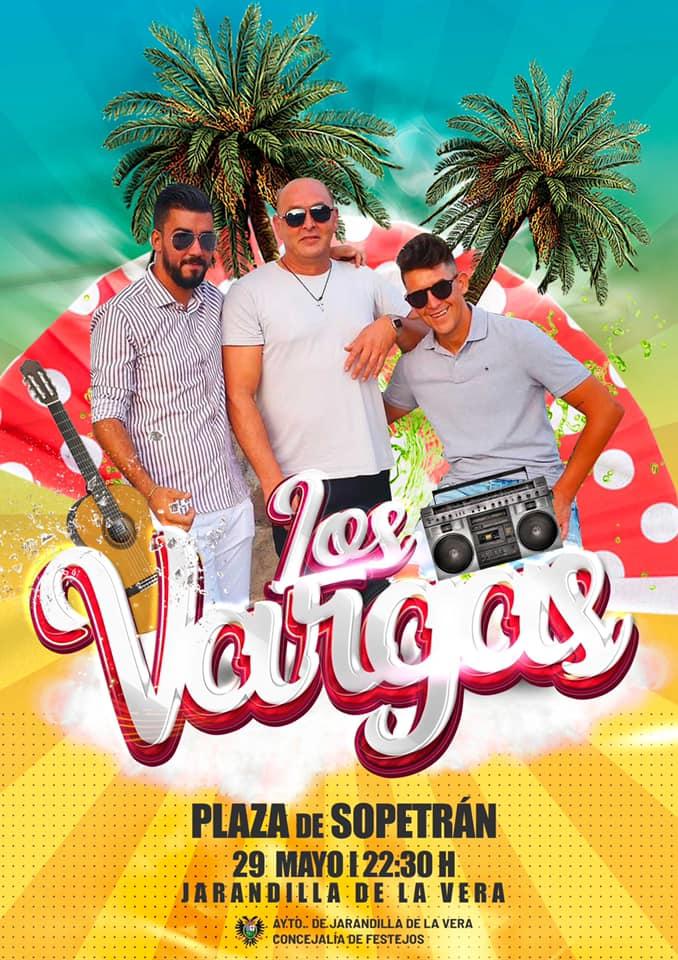 Los Vargas 2019 - Jarandilla de la Vera (Cáceres)