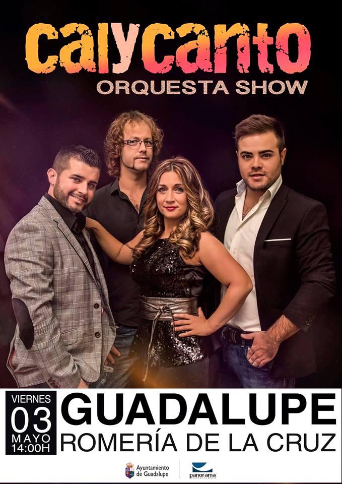 Orquesta Cal y Canto - Romería de la Cruz 2019 - Guadalupe (Cáceres)