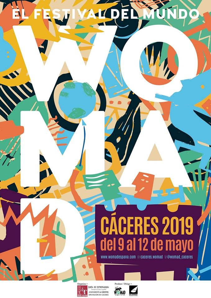 WOMAD 2019 - Cáceres 1