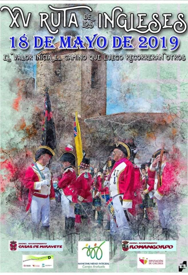 XV Ruta de los Ingleses - Romangordo (Cáceres)