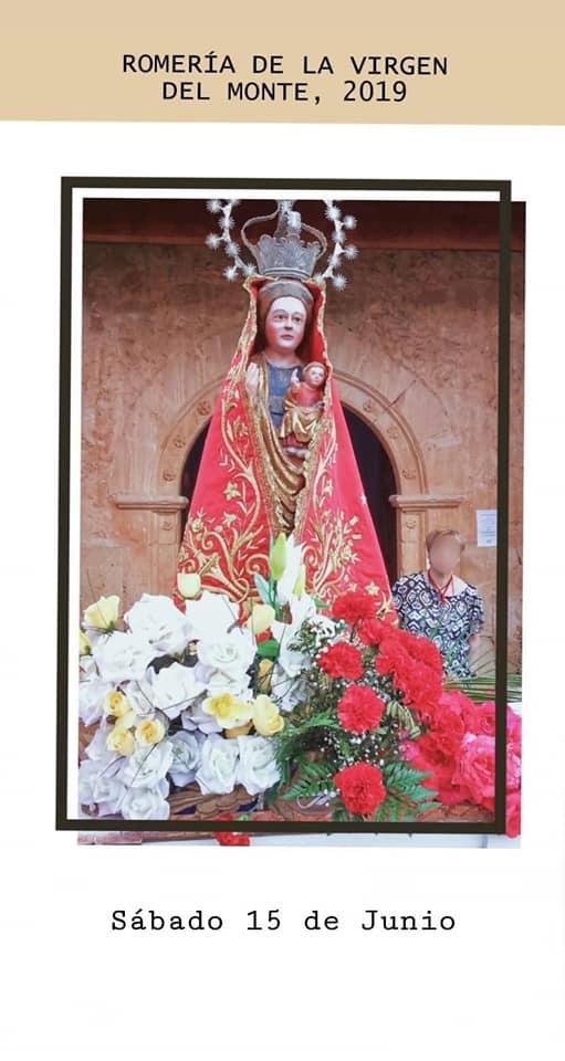Romería de la Virgen del Monte 2019 - Caracena (Soria) 1