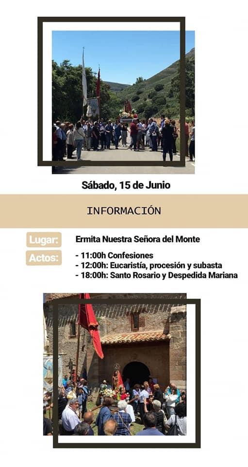 Romería de la Virgen del Monte 2019 - Caracena (Soria) 2