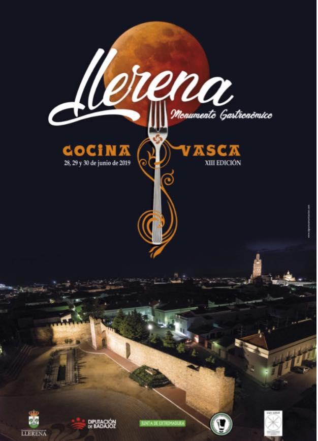 XIII Cocina Vasca - Llerena (Badajoz)