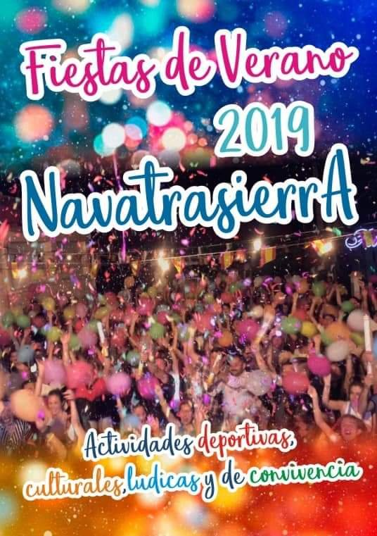Fiestas de verano 2019 - Navatrasierra (Cáceres) 1