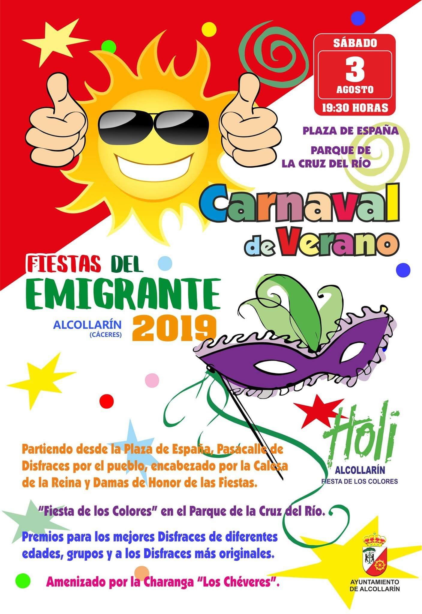 Fiestas del Emigrante 2019 - Alcollarín (Cáceres) 2
