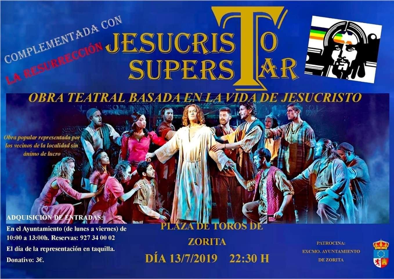 Jesucristo Superstar 2019 - Zorita (Cáceres)